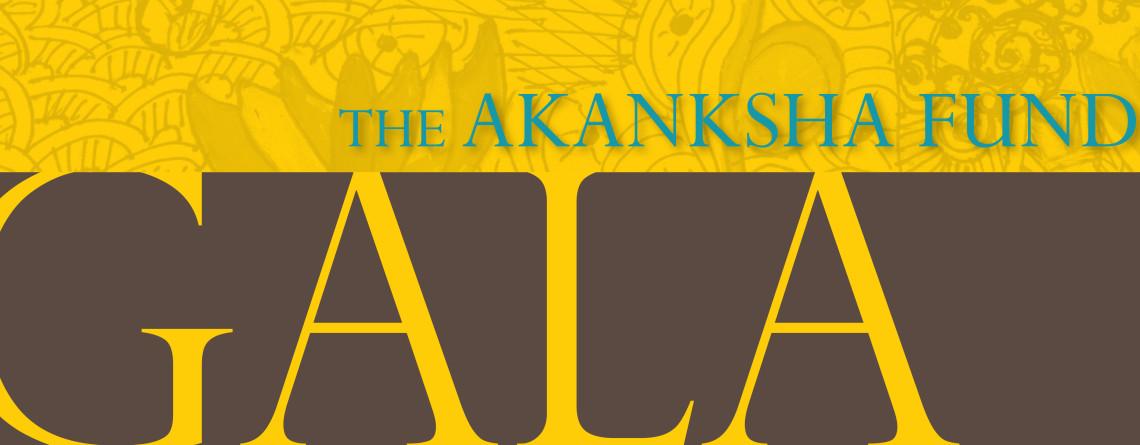 Thank you for making Akanksha's first gala a resounding success!